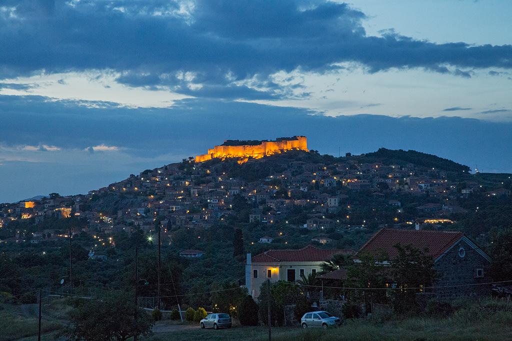 Molyvos castle 2014-05-01