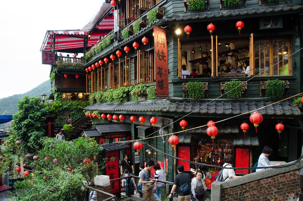 Jiufen - 50 de los lugares más bellos de Asia