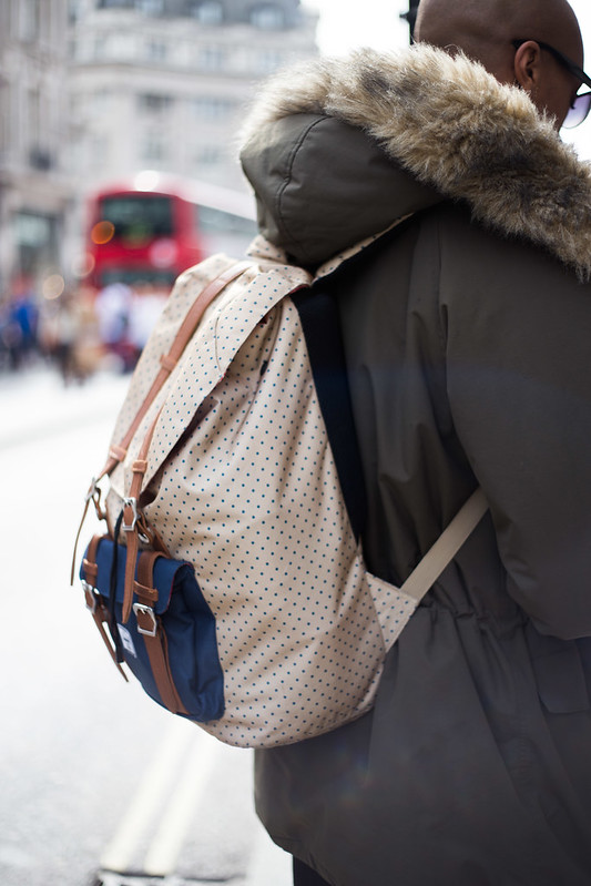 Street Style - Marvin, Oxford Street