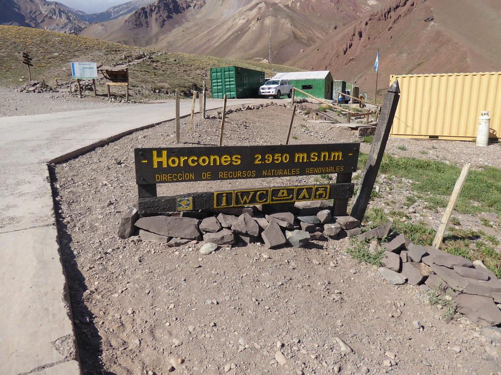 Horcones, Argentina