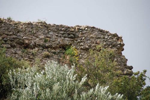 Vista de la muralla