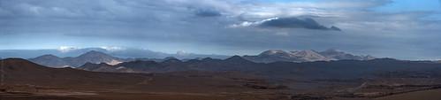 chile landscape desert