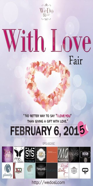 With Love Fair 2015 Poster