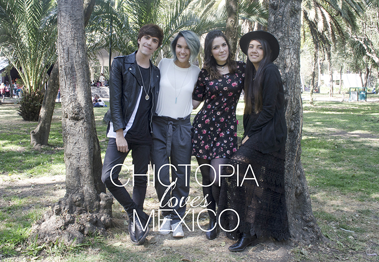 Chictopia Loves Mexico