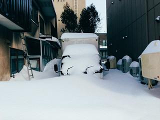 Sapporo, Hokkaido, 2015