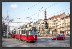 Tram Wien, 17. Feb 2015