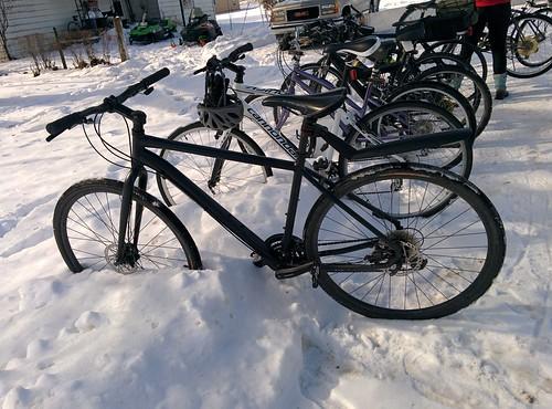 bicycle biking
