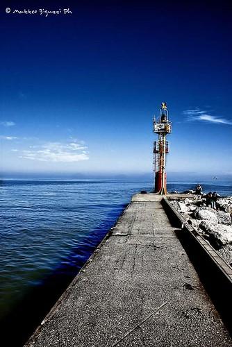 travel sea vacation sky skyline canon relax canon1855 cesenatico eos550d