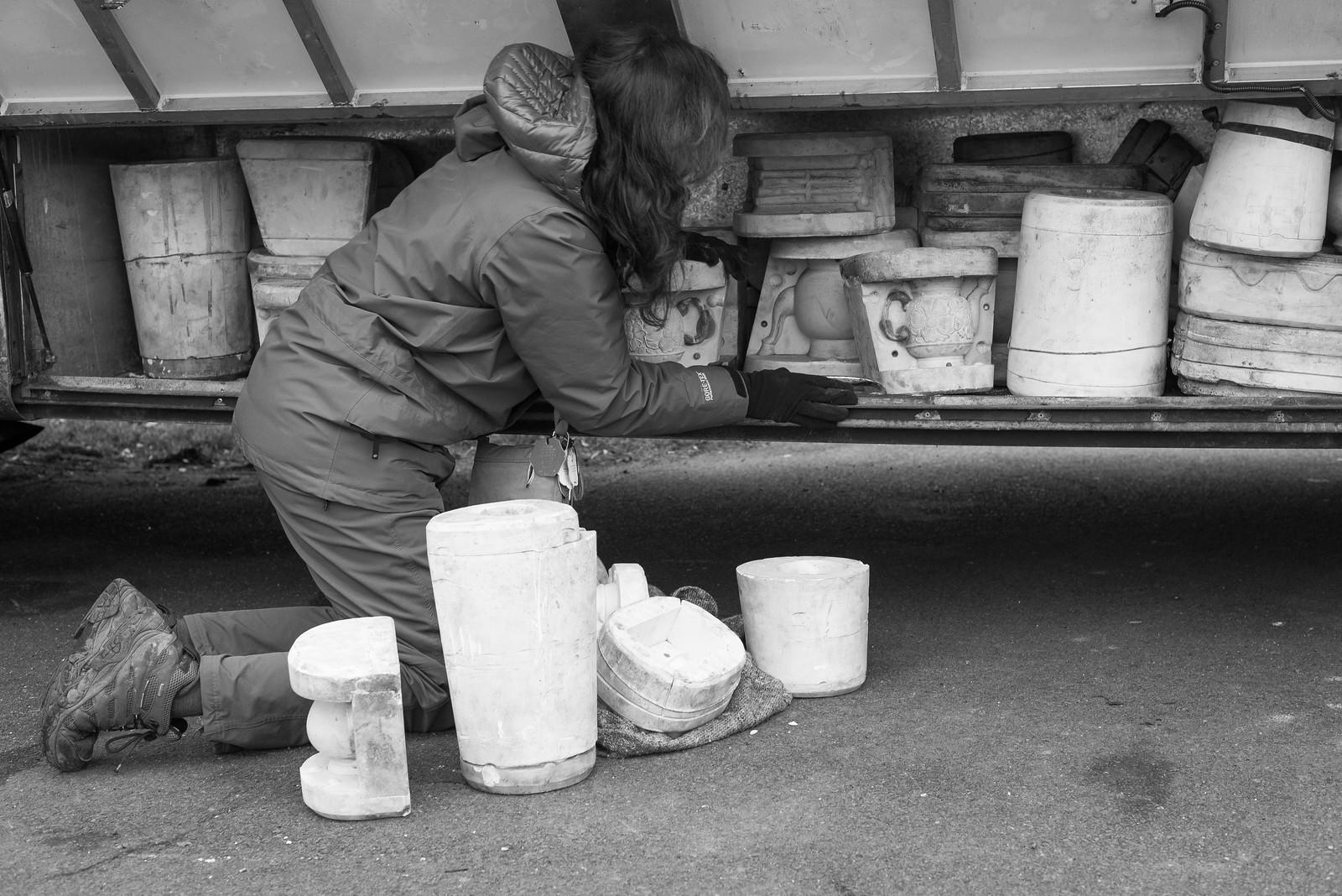TGG blog - pottery moulds