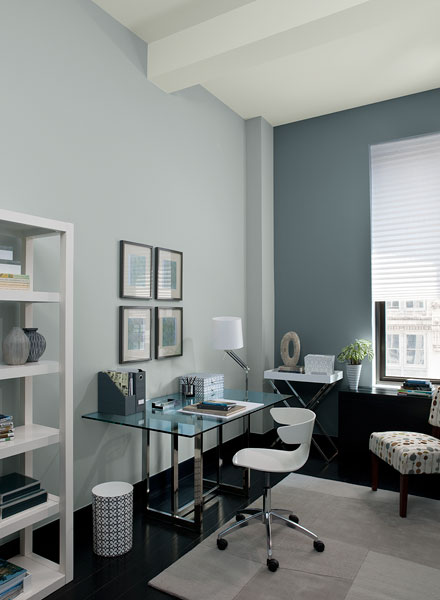 50 Shades of Grey Decorating | LivingAfterMidnite