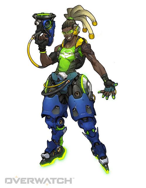 Overwatch: Lucio