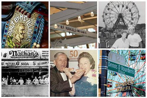 Coney Island immigrant history