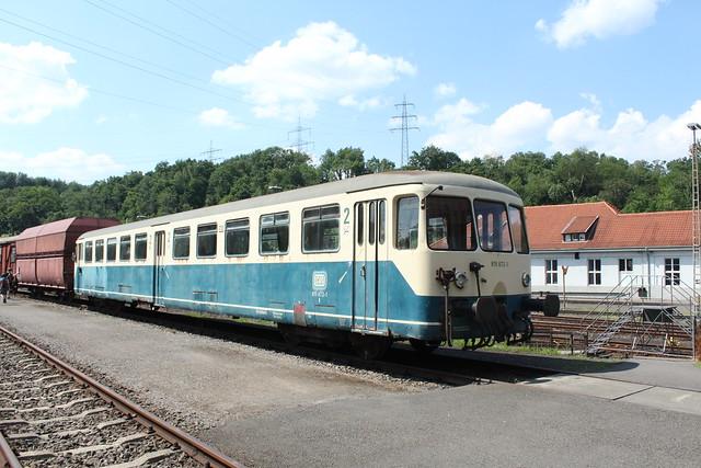 DB 815 672 te Bochum Dalhausen