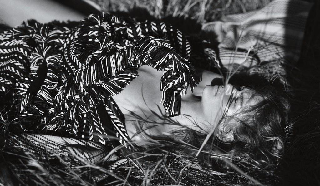 Анна Эверс — Фотосессия для «WSJ» 2016 – 6