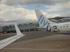 Flight BHX - MXP