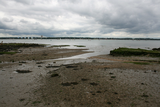 Southampton Water at Hythe