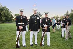 Marines Sunset Parade 2016  (658)
