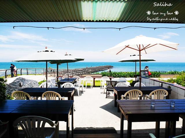 三芝淺水灣海邊咖啡推薦那年夏天餐點 (11)
