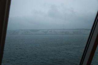 Les falaises de Dover