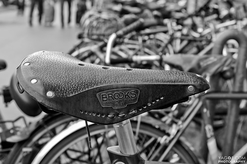 Brooks Leather Saddles by yago1.com
