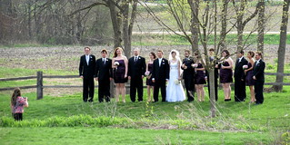 Wedding Party Photograph