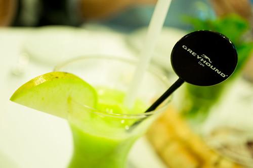 Lemon Juice :: Grey Hound @Central Chidlom