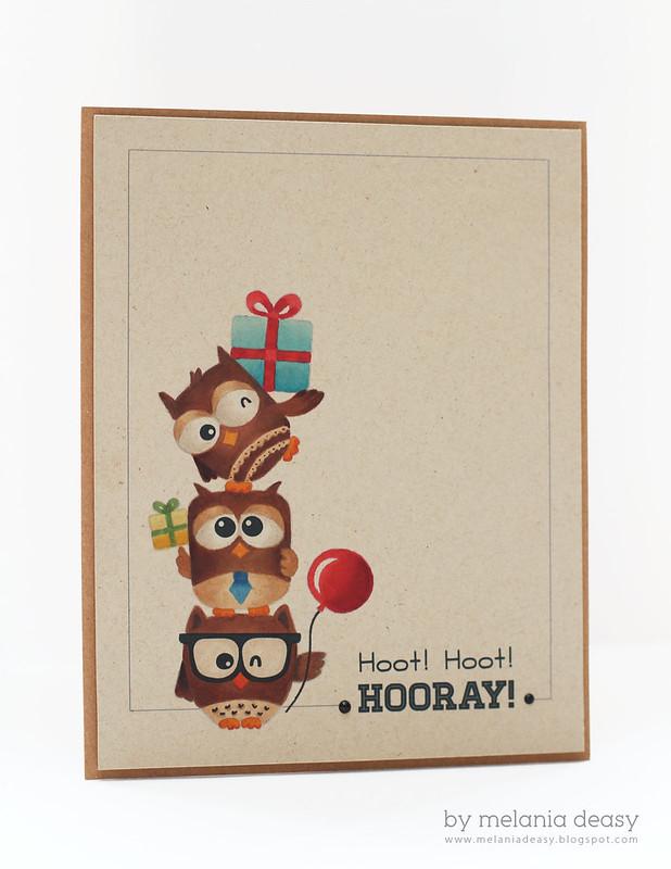 Hoot Hoot Hooray!!