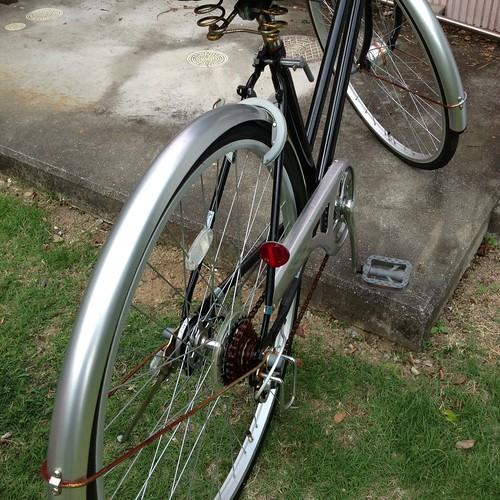 久しぶりに自転車で by haruhiko_iyota