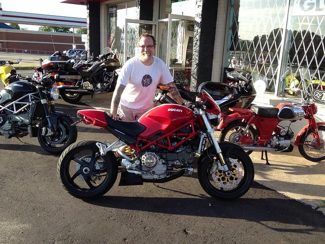 Ducati Monster Atlanta