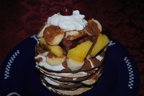 Banana Split Pancakes (6) by Decorated11