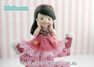 Lalyta personalizada muñeca de 15 años