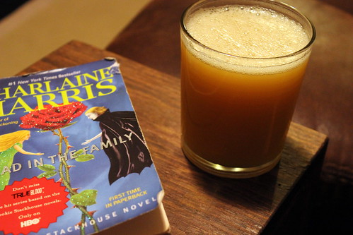 Pineapple Juice & a Book