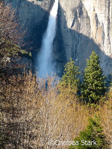Upper Falls 1 Yosemite National Park ©ChelseaStark http://www.chelseastarkphotography.com by chelseastarkphotography.com