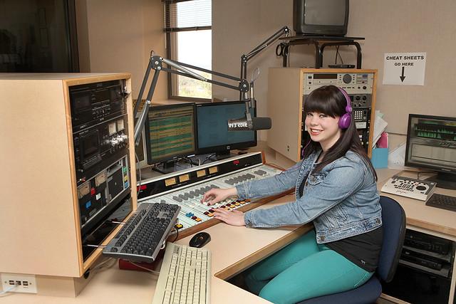 Broadcasting: Radio