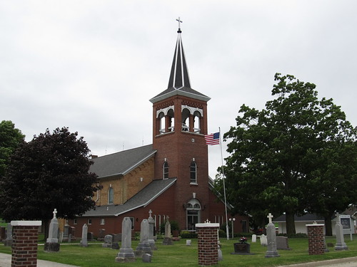 St. Peter's Catholic Church, Lincoln, Wisconsin