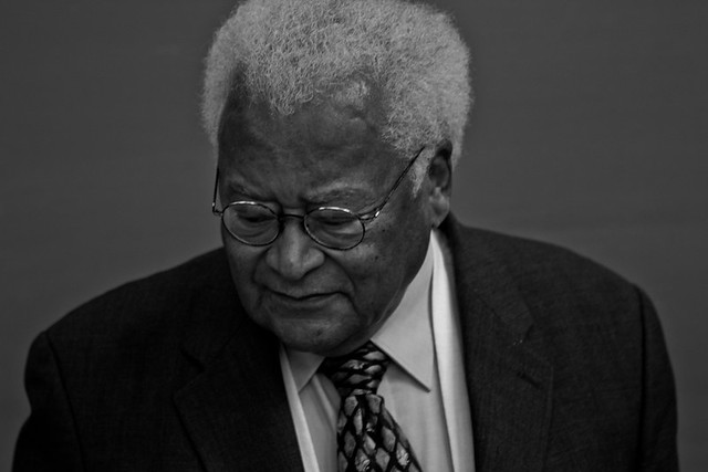 James Lawson at Fletcher Summer Institute