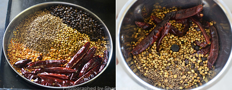 Rasam Powder Recipe - Step3
