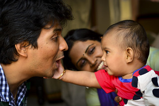 Ojas' First Shoot