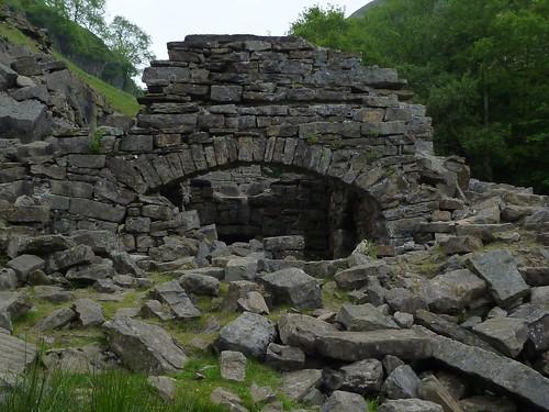 rocky ruin