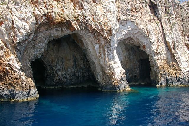 El paraíso de aguas turquesa en versión Grecia (Zakynthos ...