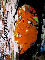 Raval Street Art by Mao