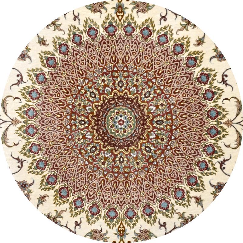 Vafayi Qum Silk Persian