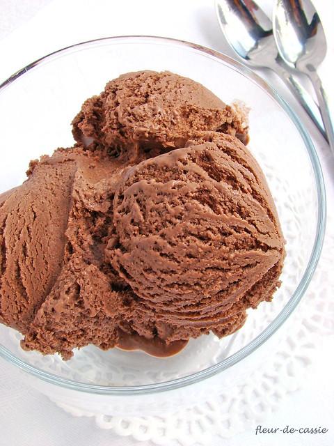 мороженое шоколадное Лейбовиц 1