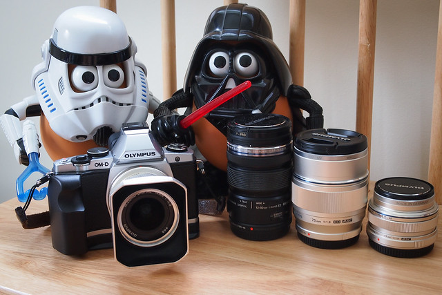 Micro 4/3軍團|My Favorite camera system.
