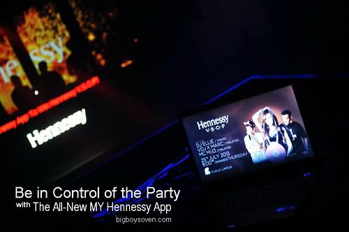 My Hennessy App 10