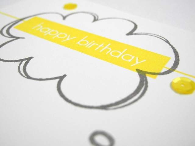 Happy Birthday Heart (detail)