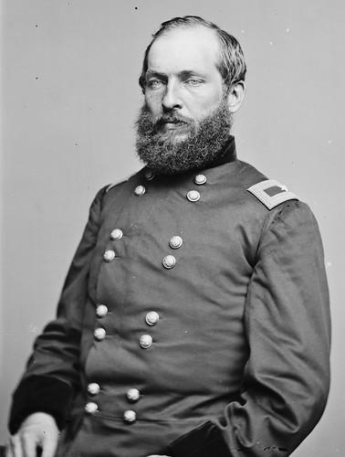 Brig. Gen. James Garfield