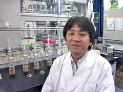 高田秀重博士(東京農業和科技大學環境有機地球化學家,國際顆粒監測組織(IPW)創始人)