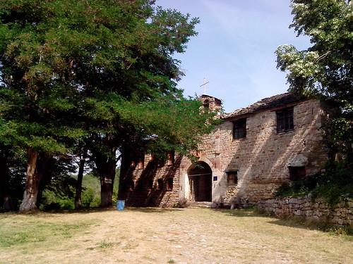 Il monastero di Voskopja by Ylbert Durishti