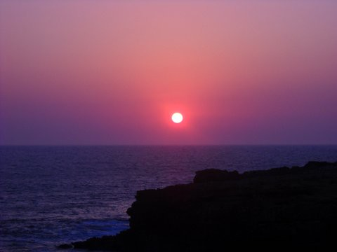 por do sol by papoila2012
